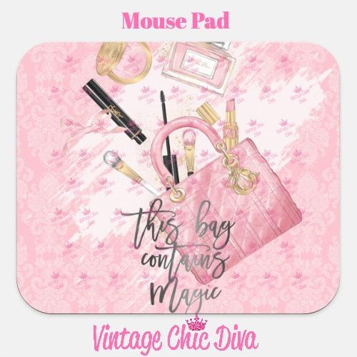 Beauty11 Mouse Pad-