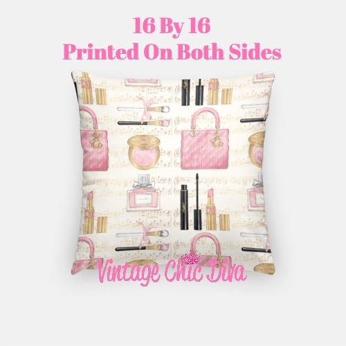 Beauty11 Pillow Case-