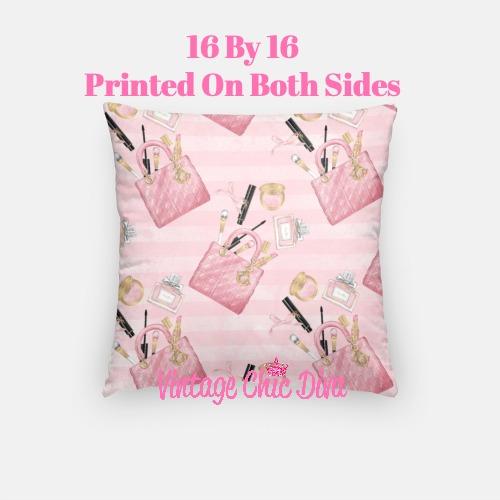 Beauty12 Pillow Case-