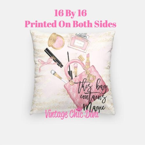 Beauty13 Pillow Case-