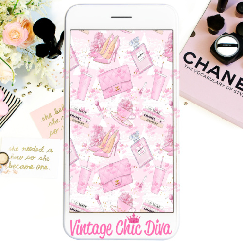 Beauty18 Phone Wallpaper-