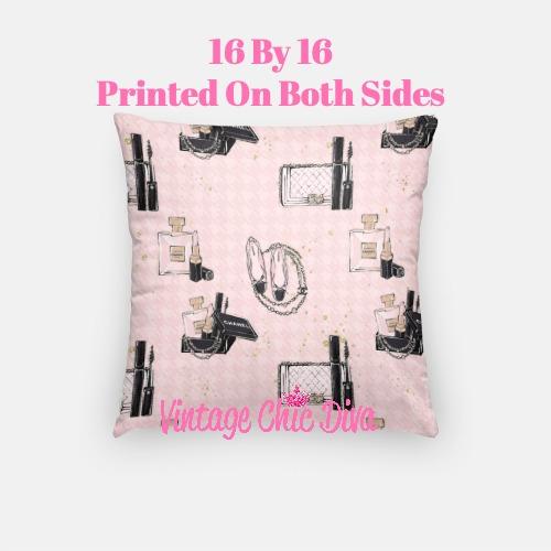 Beauty18 Pillow Case-