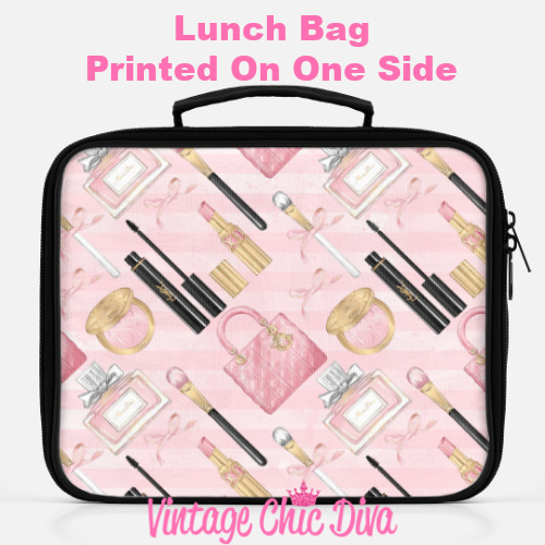 Beauty1 Lunch Bag-