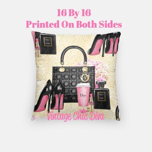 Beauty20 Pillow Case-