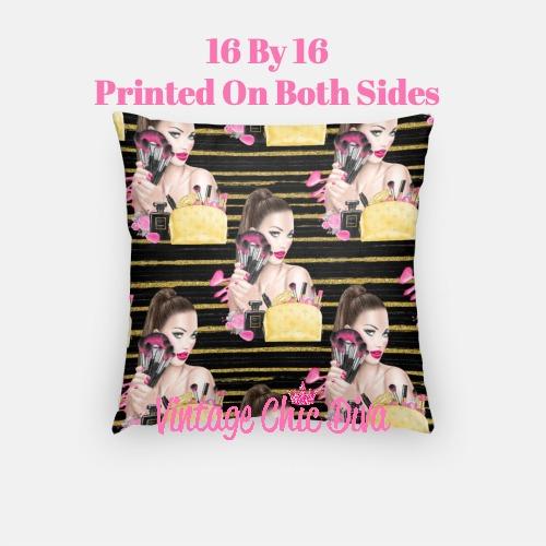 Beauty22 Pillow Case-