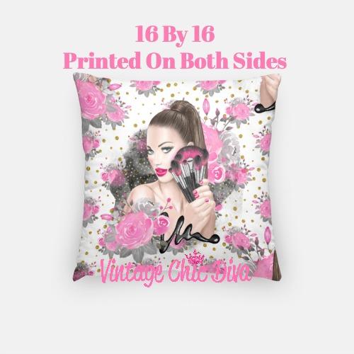 Beauty25 Pillow Case-