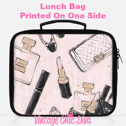 Beauty3 Lunch Bag-