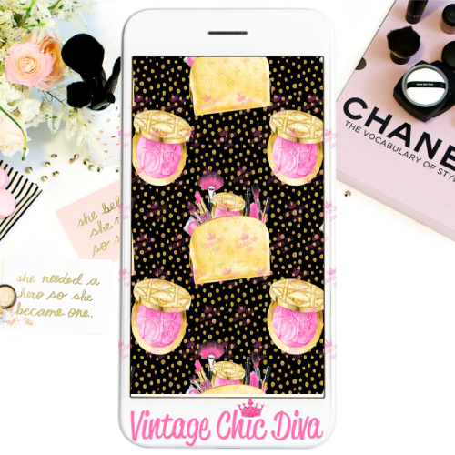 Beauty42 Phone Wallpaper-