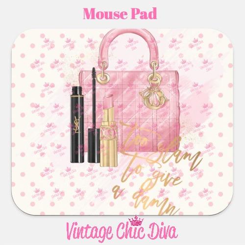 Beauty4 Mouse Pad-
