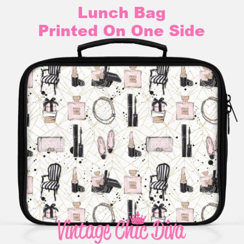 Beauty5 Lunch Bag-