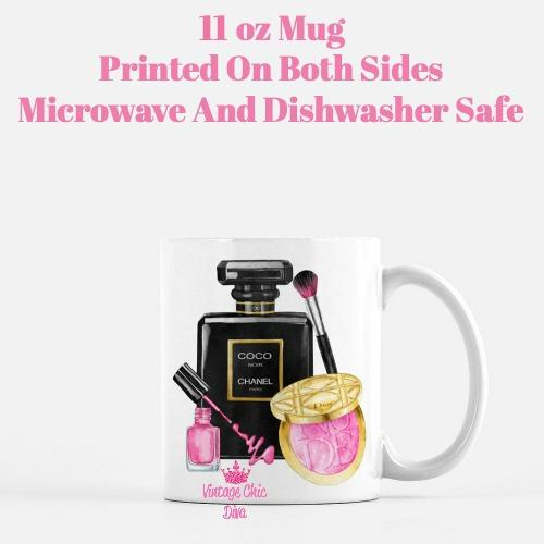 Beauty Products1 Coffee Mug-