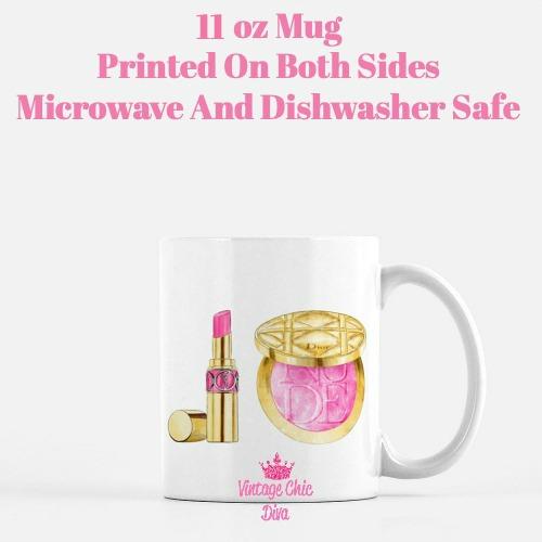 Beauty Products2 Coffee Mug-