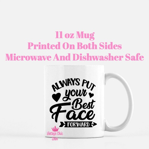 Beauty Quote11 Coffee Mug-