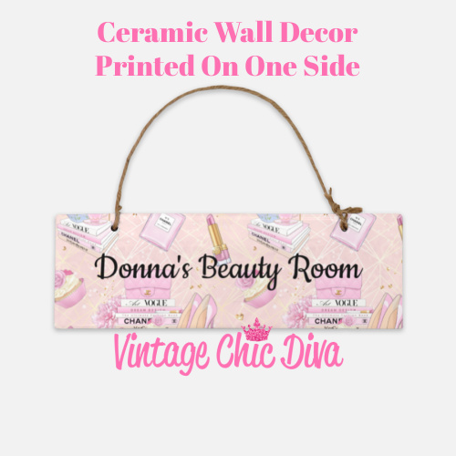 Beauty Room11 Sign-