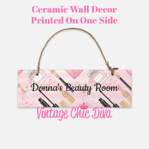 Beauty Room1 Sign-
