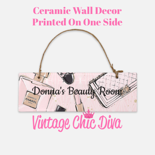 Beauty Room3 Sign-