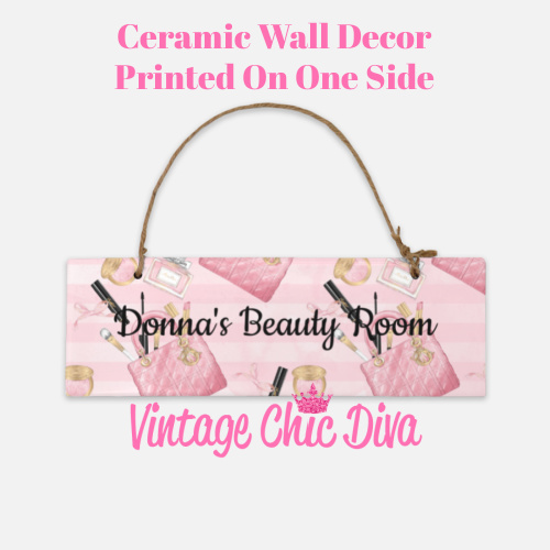 Beauty Room4 Sign-