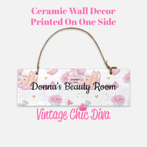 Beauty Room9 Sign-
