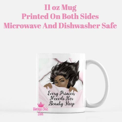 Beauty Sleep Girl3 Coffee Mug-