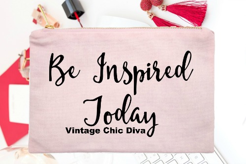 Be Inspired Today Pink-