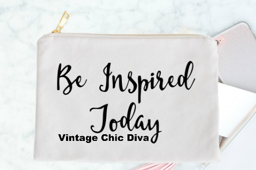 Be Inspired Today White-