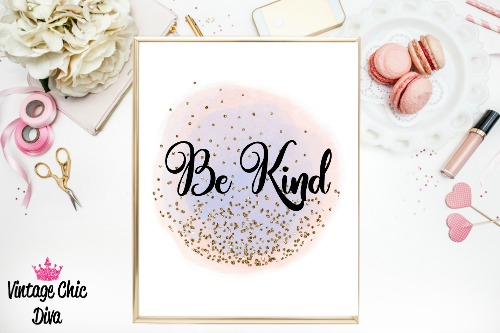 Be Kind-