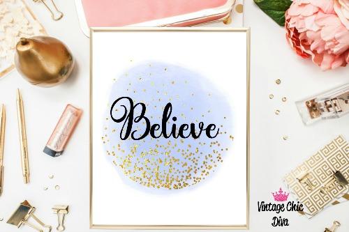 Believe-