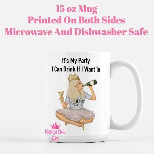 Birthday Girl4 Coffee Mug-