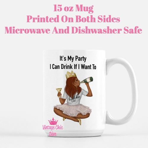 Birthday Girl5 Coffee Mug-