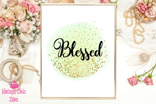 Blessed-