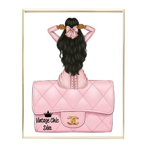 Blush Glam Fashion Girl Set15 Wh Bg-