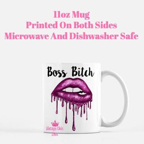 Boss Bitch10 Coffee Mug-