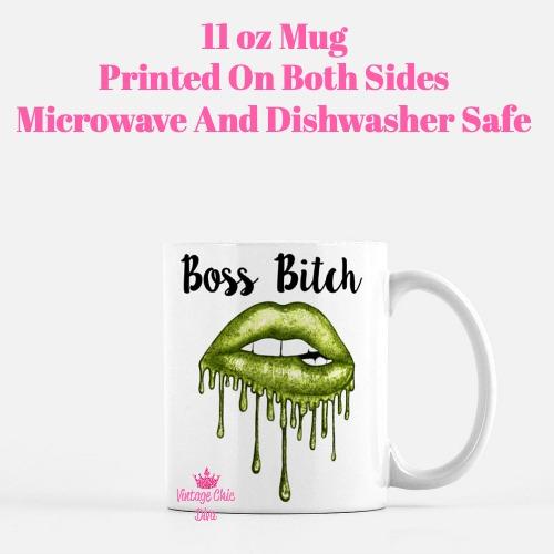Boss Bitch1 Coffee Mug-