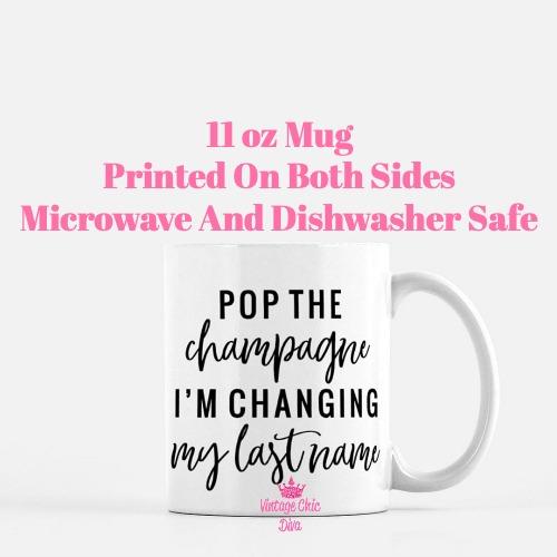 Bride Quote15 Coffee Mug-