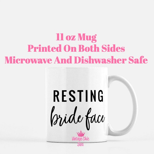 Bride Quote16 Coffee Mug-