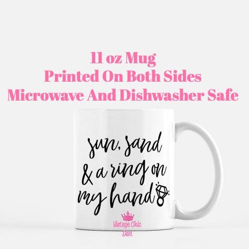 Bride Quote17 Coffee Mug-