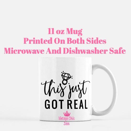 Bride Quote18 Coffee Mug-