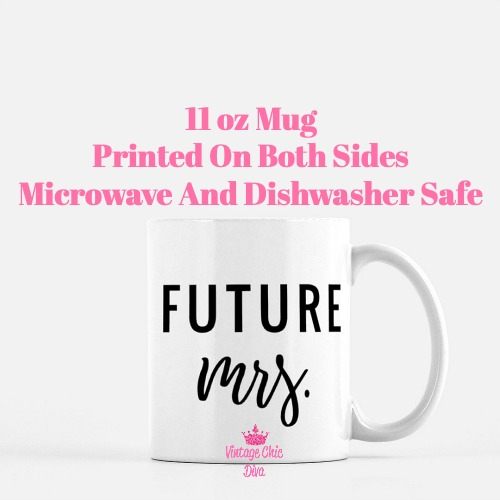 Bride Quote2 Coffee Mug-