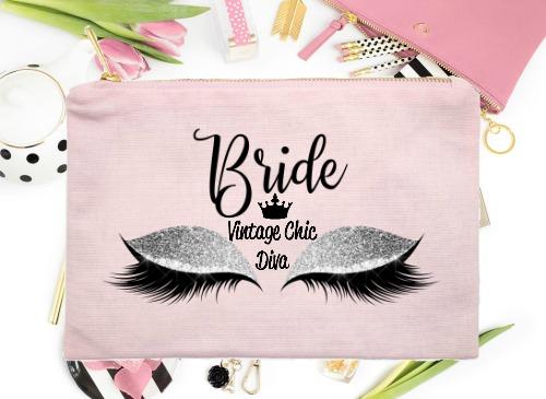 Bride Silver Eyes Pink-