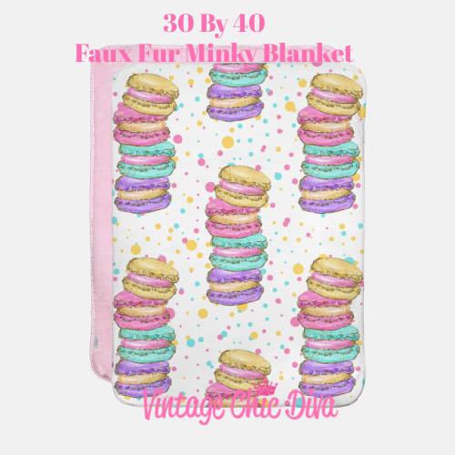 Candy Girl10 Blanket-