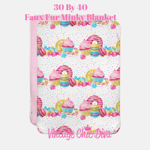 Candy Girl7 Blanket-