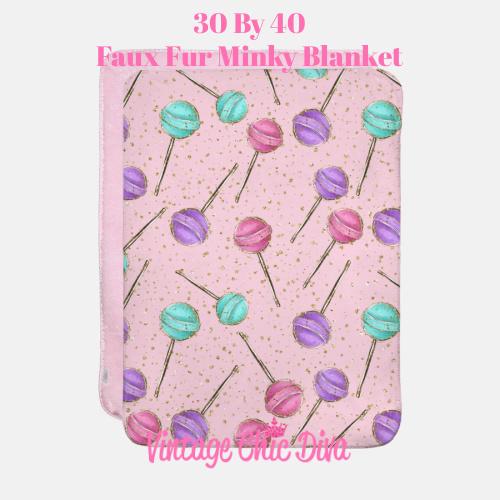 Candy Girl9 Blanket-
