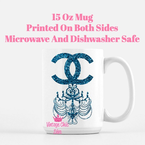 Chanel Chandelier10 Coffee Mug-