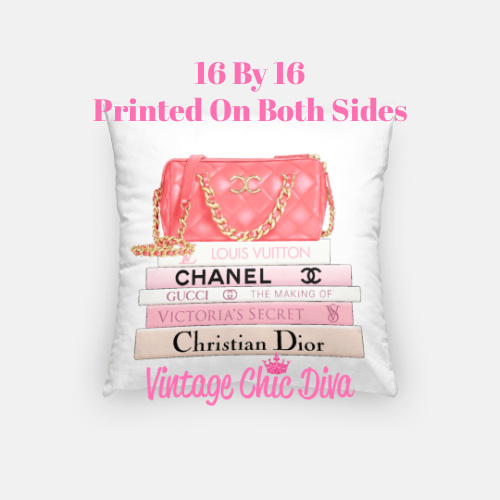 Chanel Handbag6 Pillow Case-