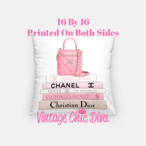 Chanel Handbag7 Pillow Case-