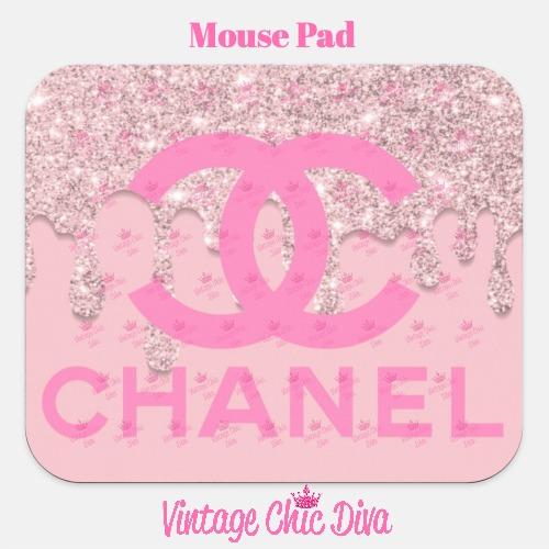 Chanel Logo2 Mouse Pad-