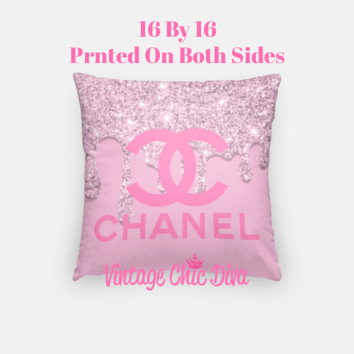 Chanel Logo2 Pillow Case-