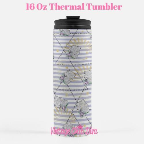 Chanel Pattern10 Tumbler-