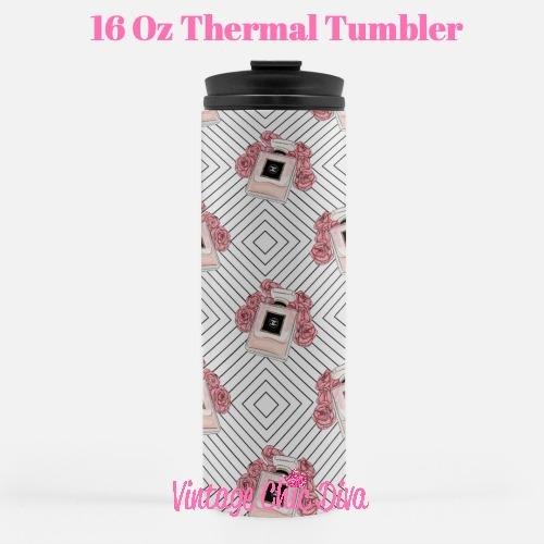 Chanel Pattern15 Tumbler-