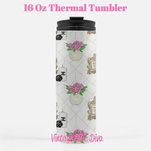 Chanel Pattern17 Tumbler-